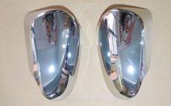 14款卡罗拉倒车镜